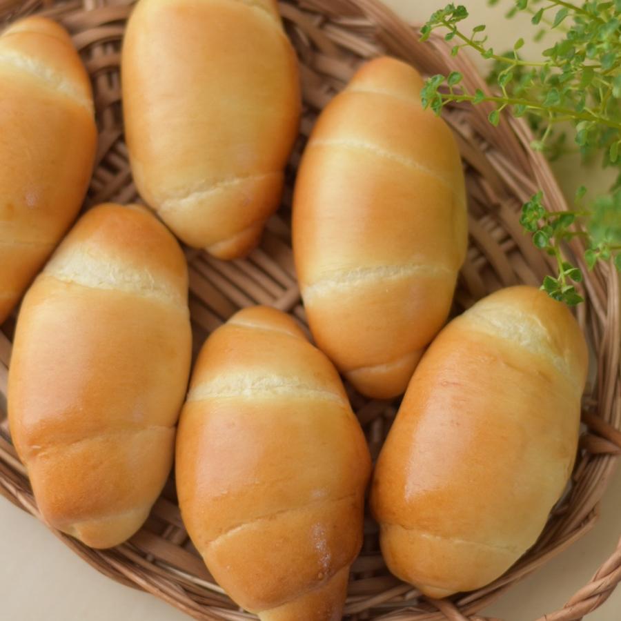湯種で作る!もっちりロールパン