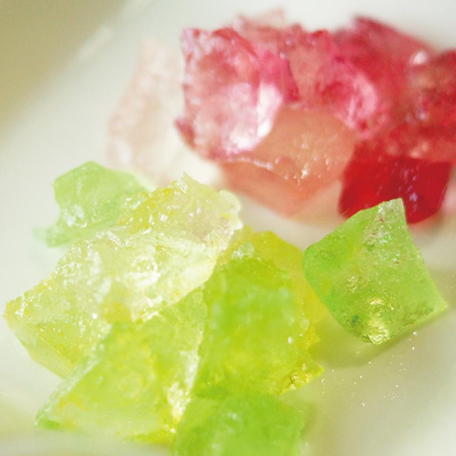食べられる宝石!琥珀 糖